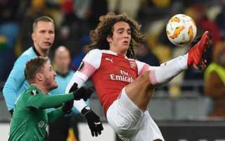 Vorskla vs Arsenal