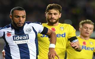 West Bromwich Albion vs Leeds United