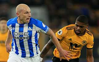 Wolverhampton Wanderers vs Huddersfield Town