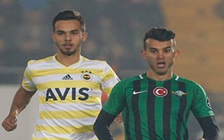Akhisar Belediyespor vs Fenerbahce