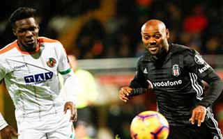 Alanyaspor vs Besiktas