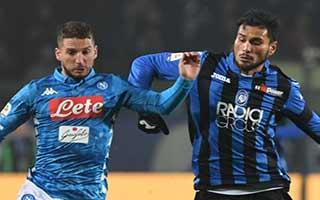 Atalanta vs Napoli