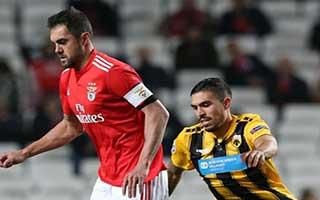 Benfica vs AEK Athens
