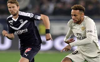 Bordeaux vs Paris Saint-Germain