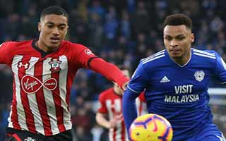 Cardiff City vs Southampton
