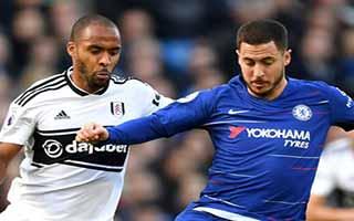 Chelsea vs Fulham