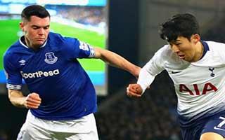 Everton vs Tottenham Hotspur