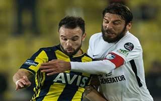 Fenerbahce vs Erzurumspor