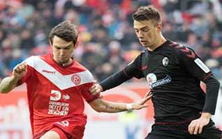 Fortuna Duesseldorf vs Freiburg