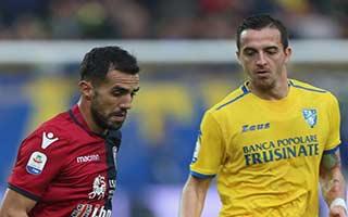 Frosinone vs Cagliari