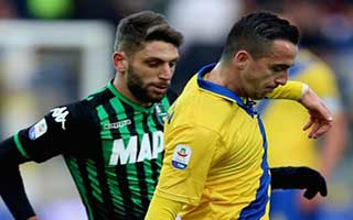 Frosinone vs Sassuolo