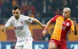 Galatasaray vs Sivasspor