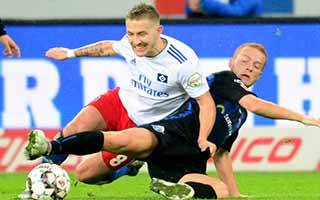 Hamburger SV vs Paderborn