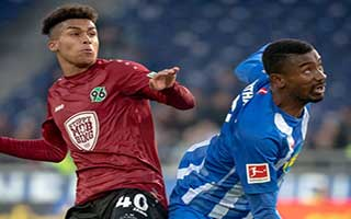 Hannover vs Hertha Berlin