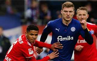 Holstein Kiel vs Hamburger SV
