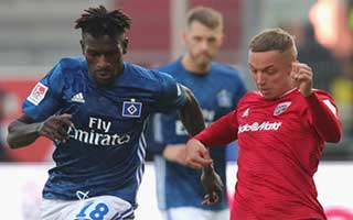 Ingolstadt vs Hamburger SV