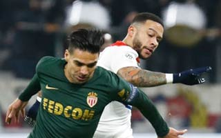 Lyon vs AS Monaco