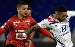 Lyon vs Rennes