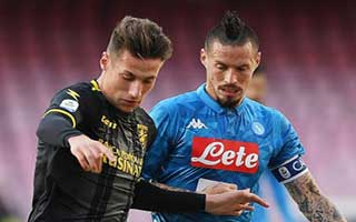 Napoli vs Frosinone