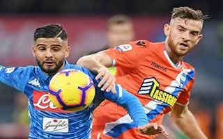 Napoli vs SPAL