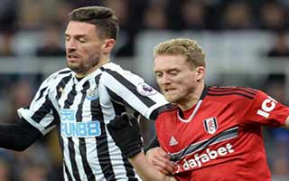 Newcastle United vs Fulham