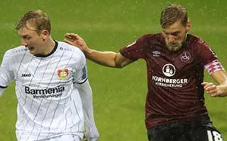 Nurnberg vs Bayer Leverkusen