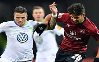Nurnberg vs Wolfsburg