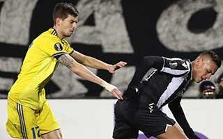 PAOK Thessaloniki vs BATE Borisov