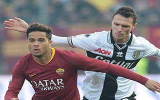 Parma vs AS Roma