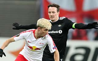 RasenBallsport Leipzig vs Rosenborg