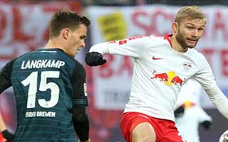 RasenBallsport Leipzig vs Werder Bremen