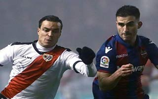 Rayo Vallecano vs Levante