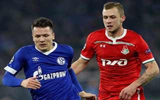 Schalke vs Lokomotiv Moscow