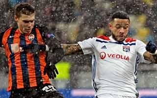 Shakhtar Donetsk vs Lyon
