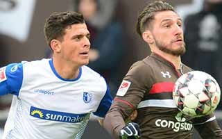 St. Pauli vs Magdeburg