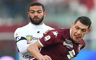 Torino vs Genoa