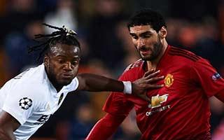 Valencia vs Manchester United