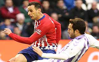 Valladolid vs Atletico Madrid