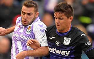 Valladolid vs Leganes