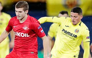 Villarreal vs Spartak Moscow