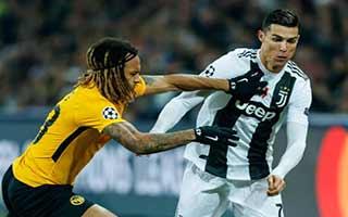 Young Boys vs Juventus