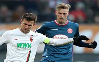 Augsburg vs Fortuna Dusseldorf