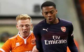 Blackpool vs Arsenal