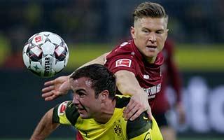 Borussia Dortmund vs Hannover