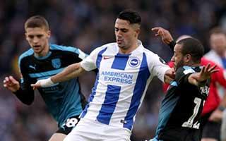 Brighton & Hove Albion vs West Bromwich Albion