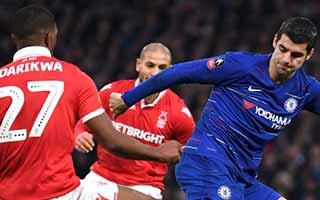 Chelsea vs Nottingham Forest