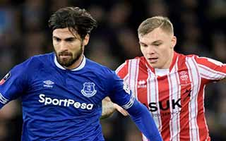 Everton vs Lincoln City