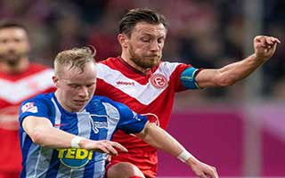 Fortuna Dusseldorf vs Hertha Berlin