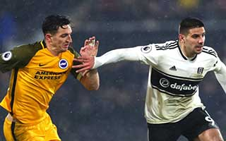 Fulham vs Brighton & Hove Albion