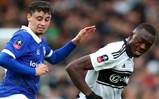 Fulham vs Oldham Athletic